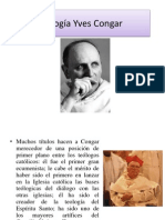 Teología Yves Congar