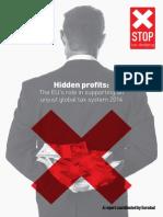 Hidden Profits Tax Report November 2014