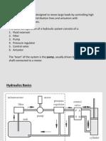 10. Hydraulics
