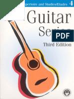 Partituras Violao Guitar Series Vol 4