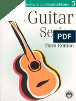 Partituras Violao Guitar Series Vol 5