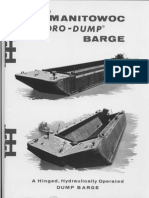 The Manitowoc Hydro-Dump Barge