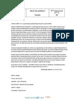 Devoir+de+Contrôle+N°2+-+Français+-+2ème+Sciences+(2013-2014)+Mme+SAAD+.pdf