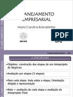 Aula - Apresentacao_Planejamento Empresarial_2014