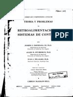 Retroalimentacion y Sistemas de Control - Copia
