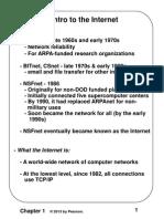 Intro to internet