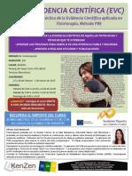 Curso de Evidencia Científica para Fisioterapeutas