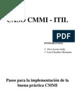 Caso Cmmi - Itil 1