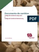 SP UTZ Changes Document 2014