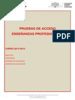 Pruebas Artuto Soria