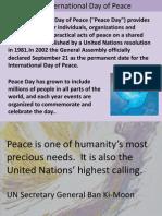World Peace Ppt