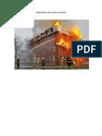 Noções Básicas de Combate a Incêndios