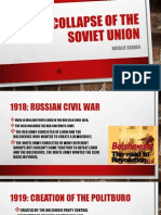 the collapse of the soviet union powerpoint 1