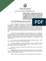 Lei Estadual nº 6.660-  de 28-12-05