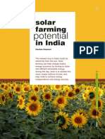 Solar Farming Potential in India Energy Manager Issue Issue April June 2012[1] Artcle Only