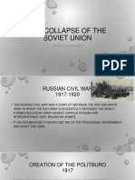 the collapse of the soviet union final