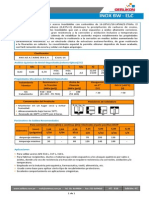 Soldadura para plancha inox 316L - - Ht-026 Inox Bw Elc Ed. 07