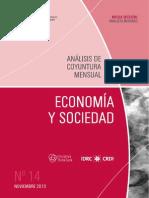 ECONOMIA Y SOCIEDAD - N 14 - NOVIEMBRE 2013 - PARAGUAY - PORTALGUARANI