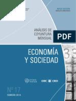 ECONOMIA Y SOCIEDAD - N 17 - FEBRERO 2014 - PARAGUAY - PORTALGUARANI