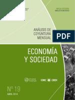 ECONOMIA Y SOCIEDAD - N 19 - ABRIL 2014 - PARAGUAY - PORTALGUARANI