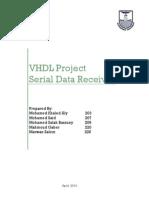 Serial Data Receiver