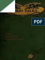 Banjo Talks - Culbertson