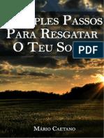 eBook 4 Simples Passos Para Resgatares o Teu Sonho