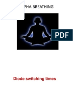 Diode Switching Times