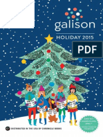 Galison Holiday 2015 Catalog