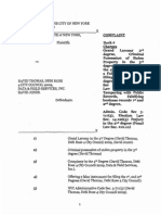 Criminal Complaint in Working Families Party investigation
