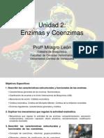Bioquímica Unidad 2 Parte I