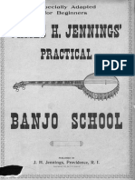Jennings Banjo School 1902