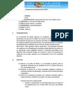 Informe Del Dia Del Logro 2 2014 csjjog