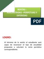 Renta Adelantada 12186