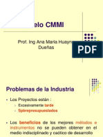 Modelo CMMi