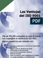 Los Beneficios de ISO 9001