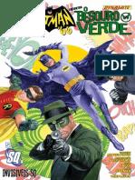 Batman Encontra o Besouro Verde