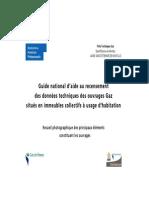guia del gas natural Francia