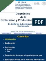Domínguez, 2013 Hidrocarburos