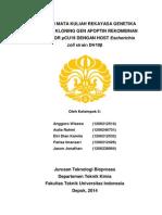 Laporan Teknik Kloning Sederhana Kelompok 5