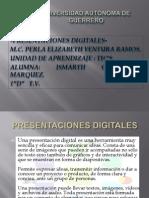 PRESENTACIONES DIGITALES ISMARITH