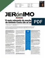 Jerónimo de Sousa - VISAO