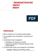 01- PSM- Management Commitment