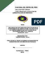Teresa -TESIS - Evaluación de Creditos - UNCP 2