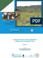 TOMO 1.3 Compensaciones por servicios ambientales hídricos en el municipio de Junín