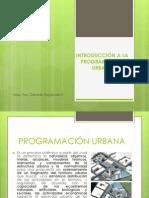 Programacion Urbana Clase