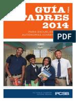 Guía para Padres 2014 Para Escuelas Públicas Autónomas (Chárter) de DC