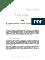 Bases Primera Convo Catori a Cb 2014