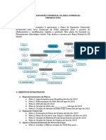 Plano de Expansc3a3o Comercial
