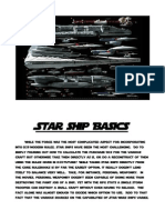 D20 Modern Star-Ship Basics